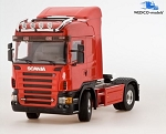 Wedico Scania Highline Cab Kit. Red #577