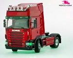 Wedico Scania Topline Cab Kit. Red #581
