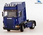 Wedico Scania Topline Cab Kit. Blue #582