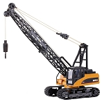 Huina Crawler Crane 15 Channel 1/14 Scale w/Hook #1572