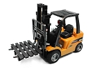 Huina Fork Lift Truck 8 Channel 1/10 Scale w/Die Cast Parts #1577