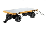 Huina Flatbed Trailer Alloy 1/10 Scale #1578