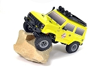 FTX Outback Mini 2.0 - Paso (Yellow) 1/24 Trail Rock Crawler 4X4 - RTR w/Battery & Charger #FTX5508Y