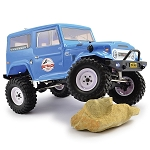 FTX Outback 2 - Tundra 1/10 Trail Rock Crawler 4X4 - RTR w/Nimh & Charger #FTX5584