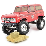FTX Outback 2 - Treka 1/10 Trail Rock Crawler 4X4 - RTR w/Nimh & Charger #FTX5585