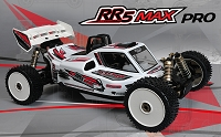 MCD Racing RR5 Buggy MAX Pro E-Chassis - Rolling Chassis