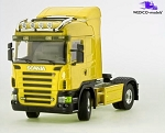 Wedico Scania Highline Cab Kit. Yellow #576