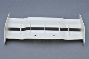 MCD Racing RR5 Buggy Rear Wing White. 1pc