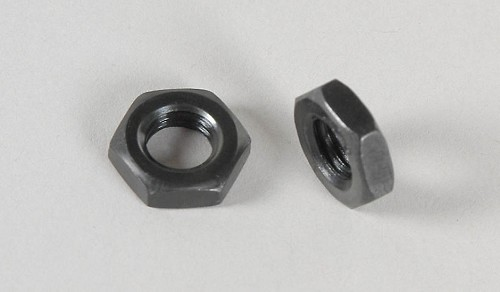 FG Hexagon Nut M8/Left. 2pcs
