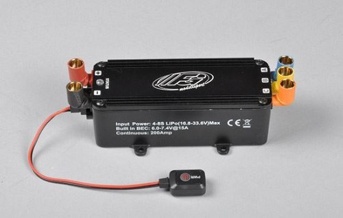 FG 200A Brushless Controller