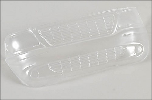 FG Monster/Stadium Front Body - Clear. 1pc