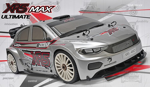 MCD Racing XR5 Rally MAX Ultimate - Rolling Chassis