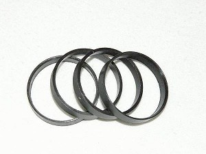 MCD Racing Wheel Reinforcing Ring Steel. 4pcs