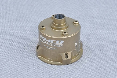 MCD Racing Lightweight Alloy LSD Differential Case. 1pc