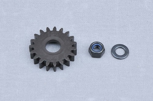 MCD Racing Clutch Bell Pinion Gear 19T. 1pc