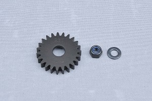 MCD Racing Clutch Bell Pinion Gear 23T. 1pc