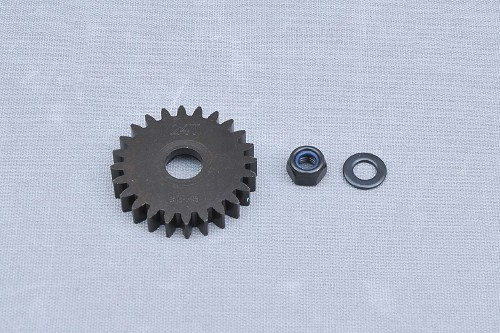 MCD Racing Clutch Bell Pinion Gear 24T. 1pc