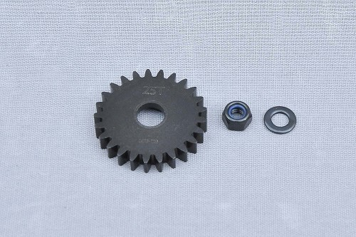 MCD Racing Clutch Bell Pinion Gear 25T. 1pc