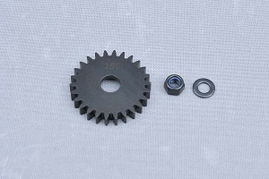 MCD Racing Clutch Bell Pinion Gear 26T, 1pc