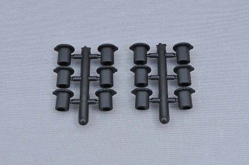 MCD Racing Toe Inserts for Rear Hub. 1/2/3 Deg. 12pcs