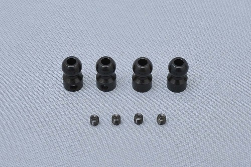 MCD Racing Anti-Roll Bar Upper Joint Ball. 4pcs