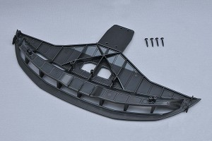 MCD Racing XR5/XS5 On-Road Front Bumper. 1pc