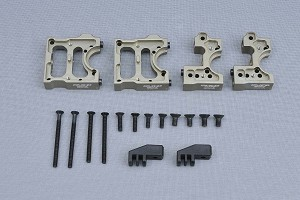 MCD Racing Alloy Centre Differential Mount Set.