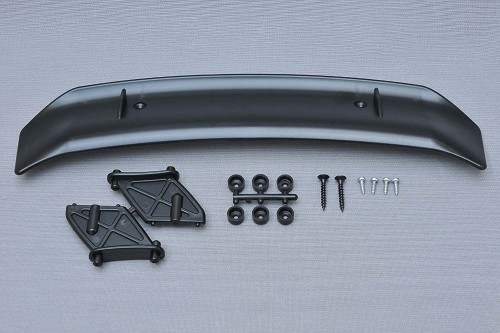 MCD Racing XS5 Street Car Rear Wing Set