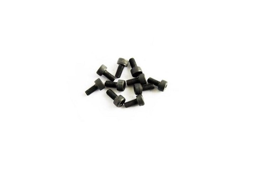 MCD Racing CH Hex Screw M4x8 mm. 10pcs