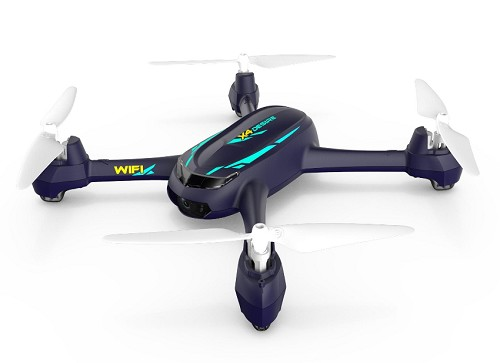 Hubsan X4 Desire Pro Drone w/1080p Camera, GPS, Follow Me, RTH, Headless Mode and Waypoints #H216A