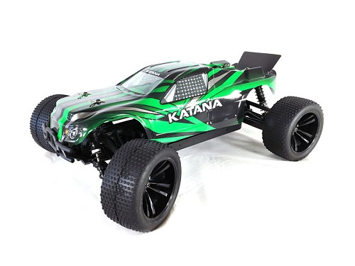 Himoto Katana 1/10 4WD RC Off-Road Truggy - Brushed RTR #E10XT