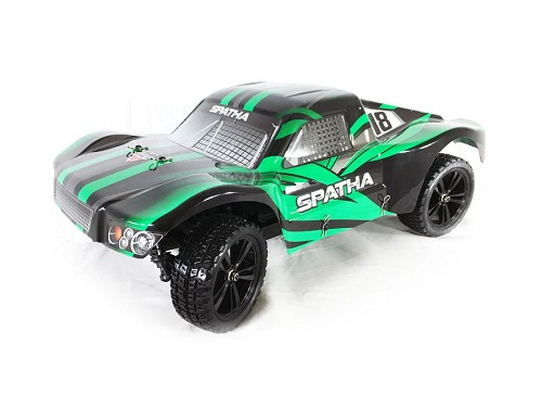 Himoto Spatha 1/10 4WD RC Short Course Truck - Brushed RTR #E10SC