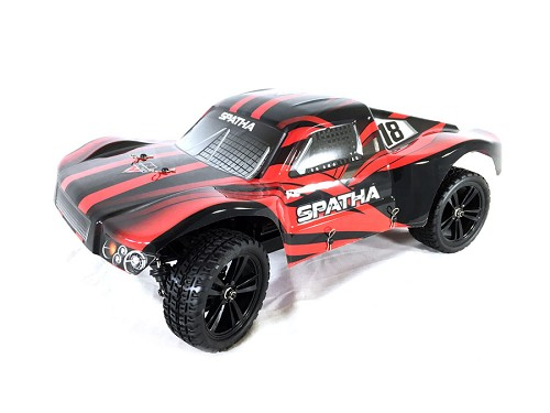 Himoto Spatha 1/10 4WD RC Short Course Truck - Brushless RTR #E10SCL