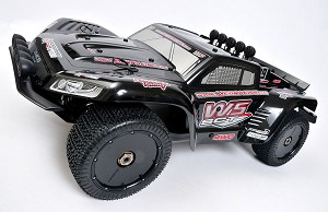 MCD W5 Competition Rolling Chassis