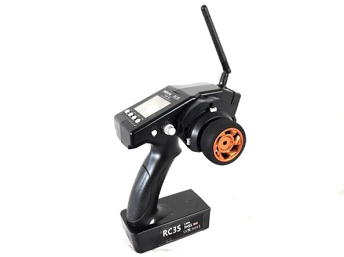 RadioLink RC3S-V2 4 Channel Transmitter with R6FG Gyro Rx.