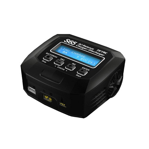 SkyRC S65 AC Charger 65w/6A #SK-100152