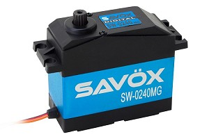 Savox Waterproof Jumbo HV Digital Servo 35KG/0.15s@7.4V