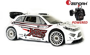 MCD XR5 Rally Competition 26cc. ARTR